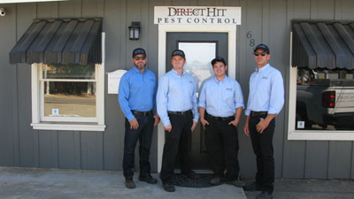 Residential Pest Control and Commerical Pest Control Greater Sacramento